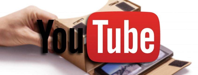 Youtube en la realidad virtual